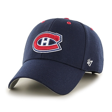 47 Brand – Casquette Audible des Canadiens de Montréal (40417)