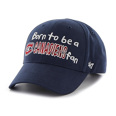 47 Brand Montreal Canadiens Infant Little Fan Cap (40351)