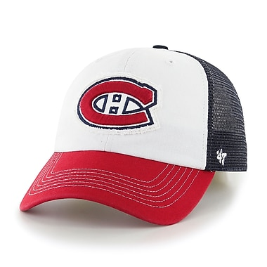 47 Brand Montreal Canadiens Privateer Cap, Large/X Large (40384-L)