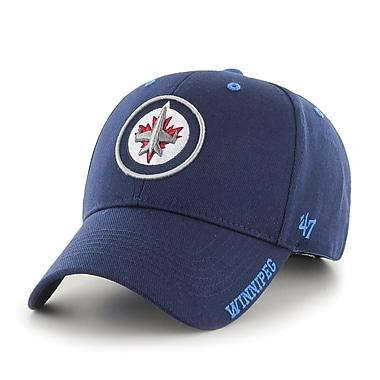 47 Brand – Casquette Frost des Jets de Winnipeg, jeune (40362)