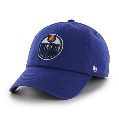 47 Brand – Casquette Franchise '47 des Oilers d'Edmonton, moyen (40374-M)