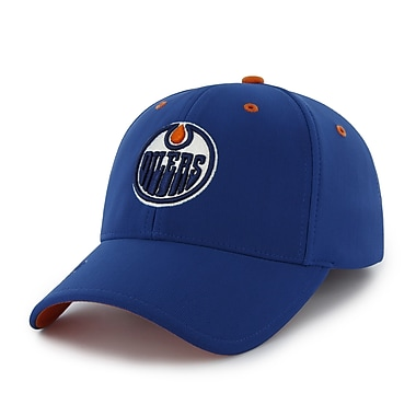 47 Brand – Casquette des Oilers d'Edmonton Big Boss, grand/très grand (40393-L)