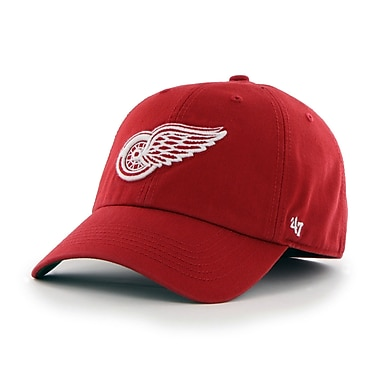 47 Brand – Casquette Franchise '47 des Red Wings de Détroit, grand (40373-L)