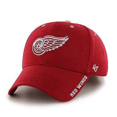 47 Brand – Casquette Frost des Red Wings de Detroit, jeune (40356)