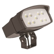 Lithonia Lighting OFL Slipfitter Mount 2-Light LED Flood Light