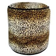 R&MIndustries Cheetah Soft Pouf Ottoman