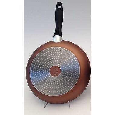 TVS America 11'' Non-Stick Frying Pan; Copper