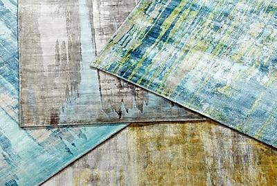 Dynamic Rugs Artisan Handmade Area Rug; Rectangle 5' x 8'