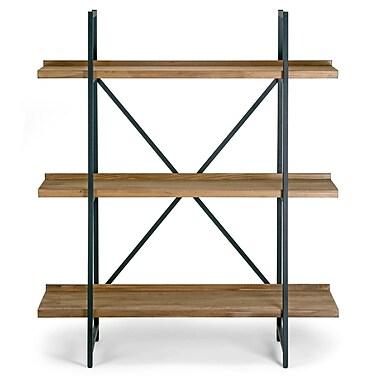 Glamour Home Decor Ailis 56'' Etagere Bookcase