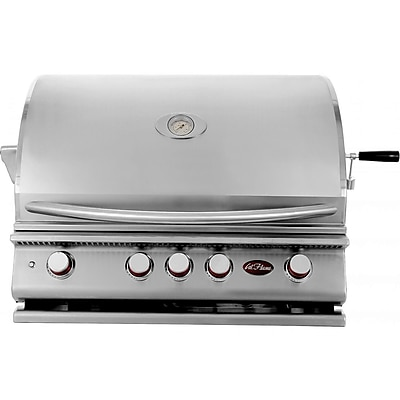 Cal Flame 4-Burner Built-In Propane Gas Grill WYF078279528256