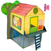 Playhut Peppa Pig Tree House Play Tent
