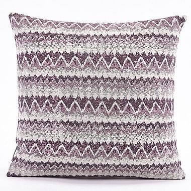Puredown Throw Pillow Cover; Purple