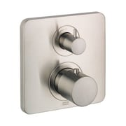 Axor Axor Citterio M Trim Thermostatic w/ Volume Control; Brushed Nickel