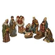 Hi-Line Gift – Nativité 81887, ensemble de 8 pièces, 12 po
