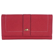 Roots – Pochette portefeuille Slim, rouge, RT24371-24