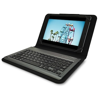 Puregear – Universal Folio 61383PG avec clavier de 10 po, noir