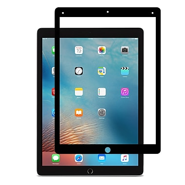 AG pour iPad Pro Moshi iVisor, 12,9 po, noir (99MO020998)