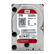 WD – Disque dur NAS Red Pro de 3,5 po, 2 To