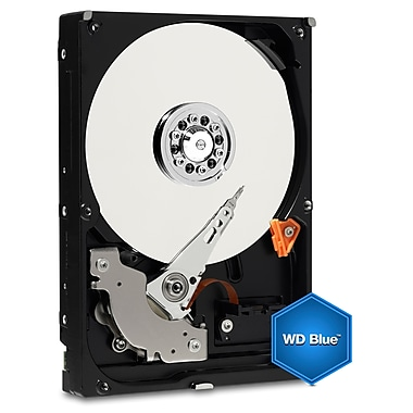 WD Blue 1 TB PC Desktop Internal Hard Drive, SATA, 6 GB/s, 3.5