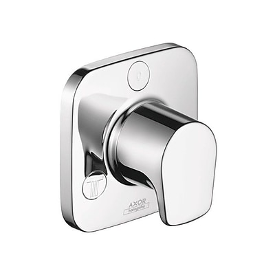 Axor Axor Bouroullec Trio/Quattro Diverter Trim w/ Lever Handle