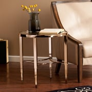 SEI Thessaly End Table - Metallic Gold (CK3912)