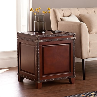 SEI Amherst Trunk End Table (CK5482)