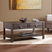 SEI Radcliff Metal Cocktail Table- Gray (CK9550)