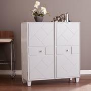 """SEI Dowd 40.25"""" Cabinet - Gray (HZ1028)"""