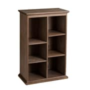 "SEI Midvale 45"" Shelf - Burnt Oak (HZ3561)"