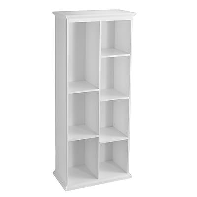 SEI Midvale Tall Shelf - White (HZ3564)