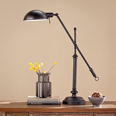 SEI Axel Desk Lamp - Black (LT2005)
