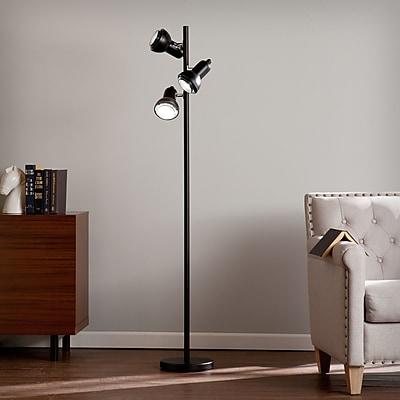 SEI Gaston Floor Lamp - Black (LT4112)