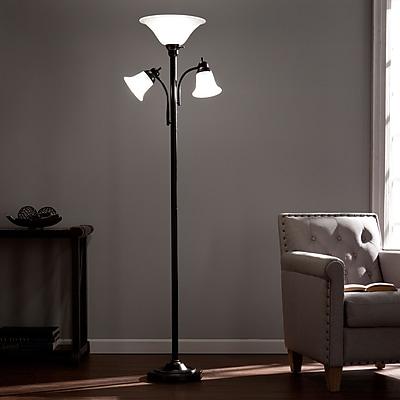 SEI Orson Floor Lamp - Black (LT4142)