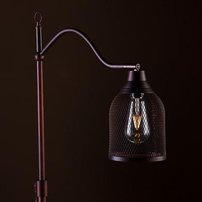 SEI Rigby Floor Lamp - Copper (LT5112)