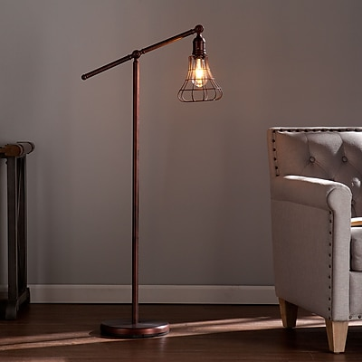 SEI Trayden Floor Lamp - Copper (LT5142)