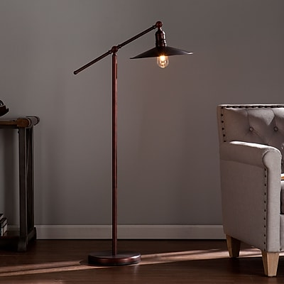 SEI Vikram Floor Lamp - Copper (LT5172)