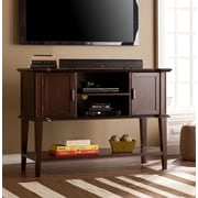 SEI Larkin Media Console - Espresso (MS3405)