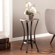 SEI Libson Round Accent Table (OC0331)