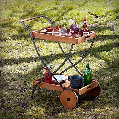 SEI Lucia Outdoor Serving Cart (OD4288)