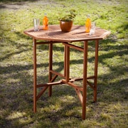 SEI Trinidad Outdoor Dining Table - Natural (OD6961)