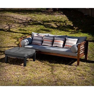 SEI Delaney Outdoor Sofa - Natural (OD7841)