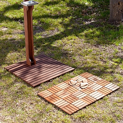SEI Navi Outdoor Floor Tile Set - 6 Piece (OD9546)