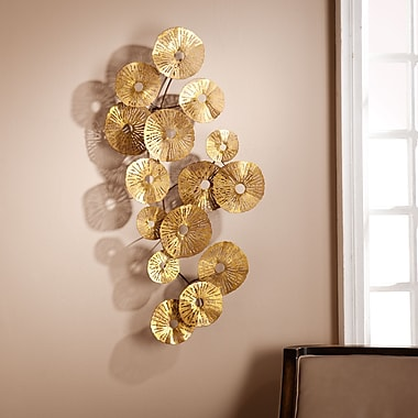 SEI Aura Abstract Wall Sculpture, 20.75