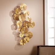 """SEI  Aura Abstract Wall Sculpture, 20.75"""" x 40.75"""" (WS3253)"""