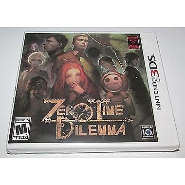 Nintendo 3DS Zero Time Dilemma