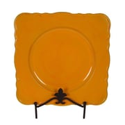 Essential Decor & Beyond Scalloped Charger Plate for Round Dish
