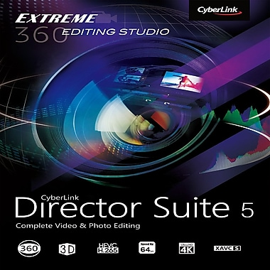 Cyberlink Director Suite 5 [Download]