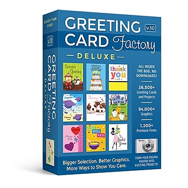Greeting Card Factory [Téléchargement]