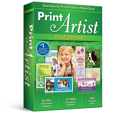 Print Artist Gold [Download]
