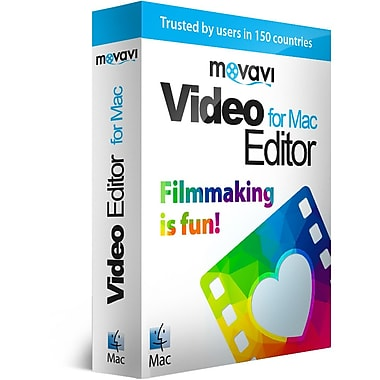 Movavi Video Editor for Mac 4 Personal Edition [Download]